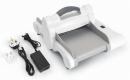 660850 Sizzix Big Shot Express Machine Only (White & Gray) UK Version